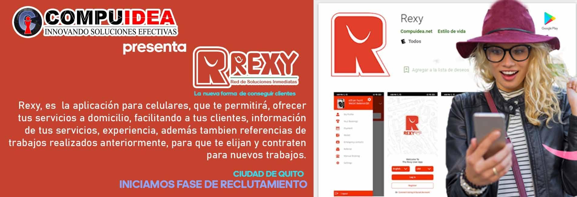 Rexy Ecuador
